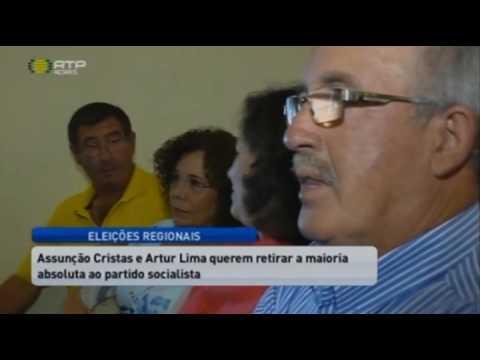 Artur Lima encabe�a lista do CDS-PP pela ilha Terceira para �valorizar a ilha�