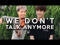 [Duet Cover] Jungkook x Jamie - We Don't Talk Anymore