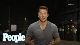 Watch Chris Pratt Get Choked Up Talking About His Son - PEOPLE