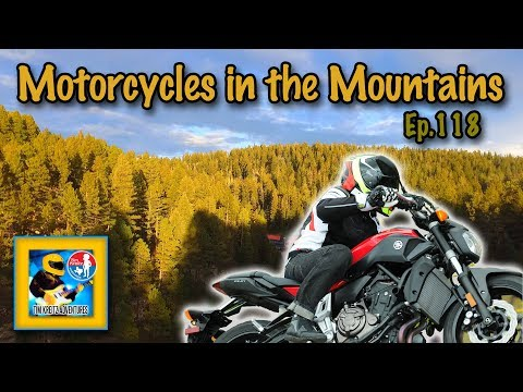 Motorcycles In The Mountains | Cloudcroft, NM Dream Ride