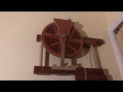How a Church Bell works in Slow-Motion