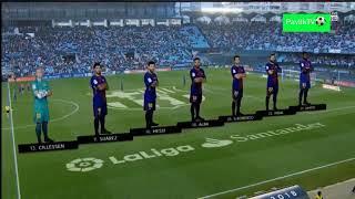 תקציר המשחק:  ברצלונה - סלטה ויגו 2:2