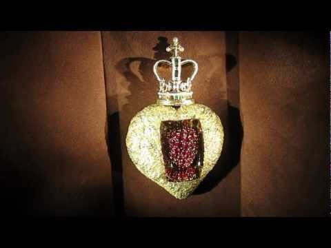 Salvador Dali - The Royal Heart Jewel