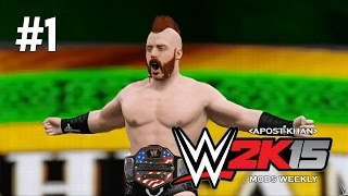 WWE 2K15 Modding Weekly - Episode 1 (Strong Language)