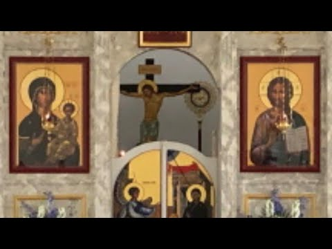 Saints Anna And Olympia - Vespers