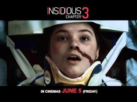 INSIDIOUS: CHAPTER 3 - Tiptoe