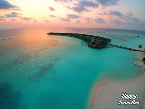 Maldives by Drone | Sun Siyam Iru Fushi