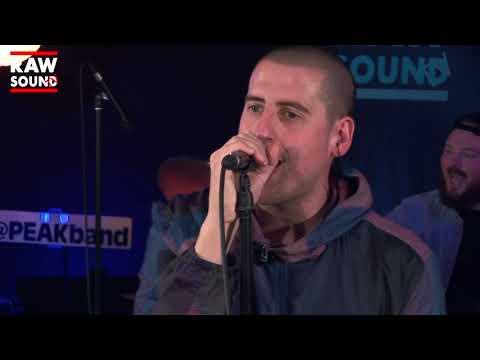 Peak - Blind Eye (Live RawSound TV Studio Performance)