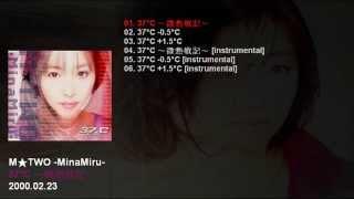 M☆TWO -MinaMiru- Single 「37°C ~微熱戦記~」 Catalogue Number: WPC...