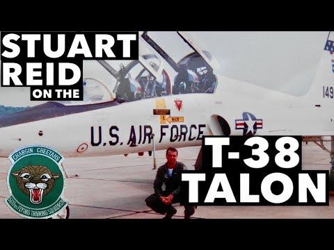 Interview with Stuart Reid on the T-38 Talon