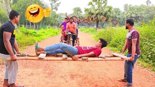 You Must Be Laugh  New Top  Funny Comedy Video  Water Fun