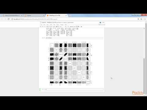 Jupyter for Data Science: Reading a CSV File| packtpub com