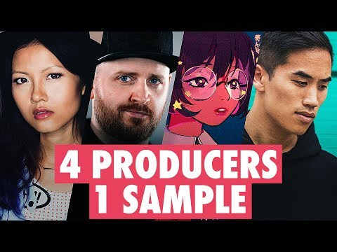 4 PRODUCERS FLIP THE SAME SAMPLE feat. In Love With A Ghost, KayKay, Grant Stinnett