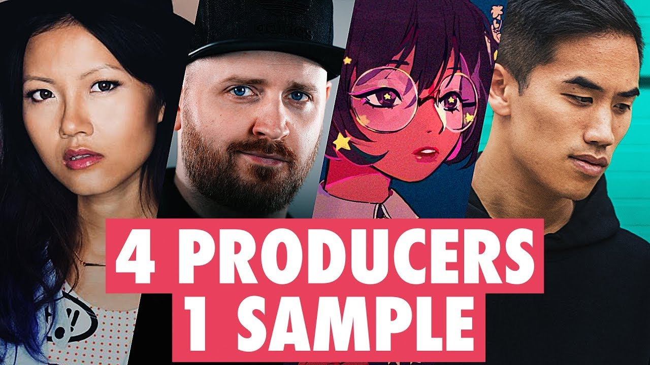 4 PRODUCERS FLIP THE SAME SAMPLE feat. In Love With A Ghost, KayKay, Grant Stinnett - 4 PRODUCERS FLIP THE SAME SAMPLE feat. In Love With A Ghost, KayKay, Grant Stinnett