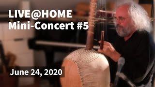 Andreas Vollenweider | Mini Concert 5