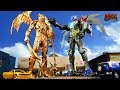 Power Rangers Movie Toy Battle! (Customize Your Goldar!)