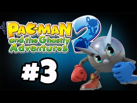 Pac-Man And The Ghostly Adventures 2 - Part 3 (Wii U Gameplay, Commentary)