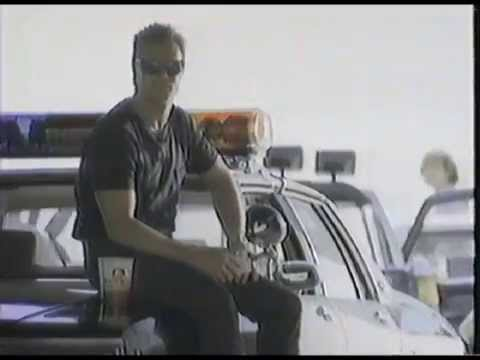 Jim McMahon in 1987 Taco Bell Commercial