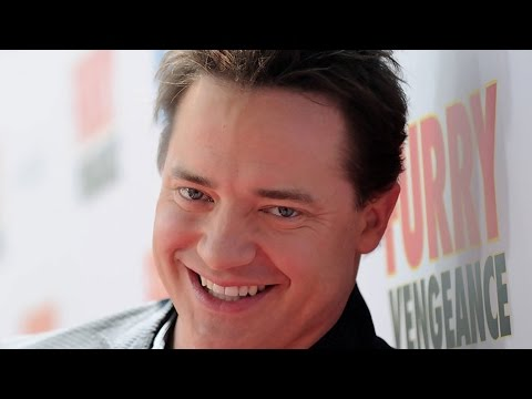 The Real Reason Hollywood Dumped Brendan Fraser