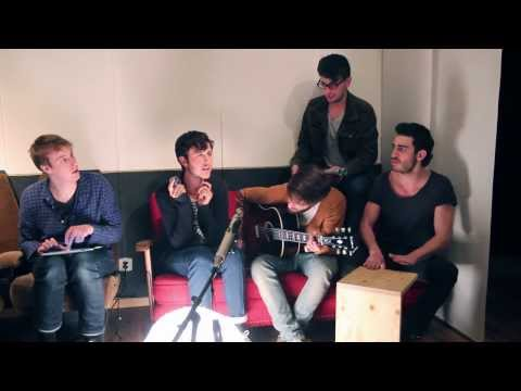 Oscar & The Wolf - Glamour Me (KiFF Backstage Session)
