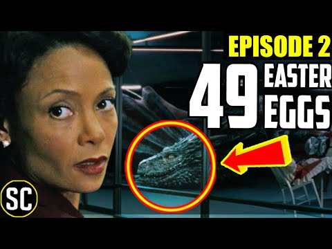WESTWORLD 3x02: Every EASTER EGG and Reference + Things You Missed