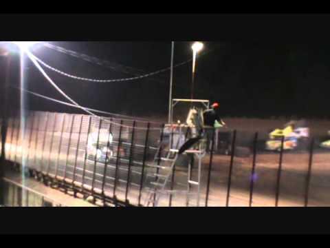 Feature Race, Champion Park Speedway, Minden La, 7-23-2011