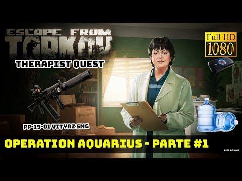 Escape From Tarkov - Therapist Quest #1