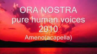 Ameno ( acapella - GLAS NE ZICE )