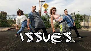 Julia Michaels - Issues || Alyson Stoner & BJ Paulin Choreography