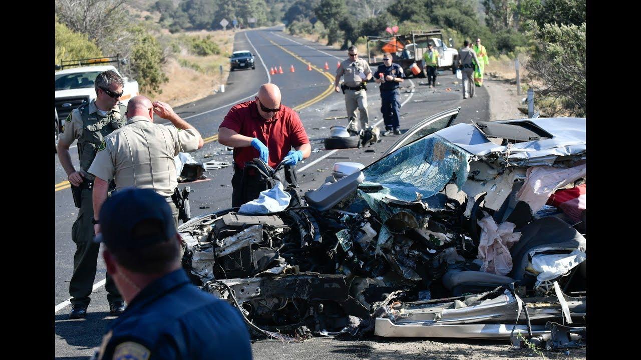 VIDEO: Fatal Highway 1 crash