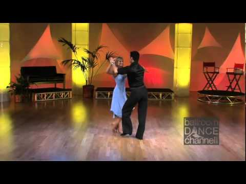 American Mambo Lesson (1 of 7) - The Basic Step