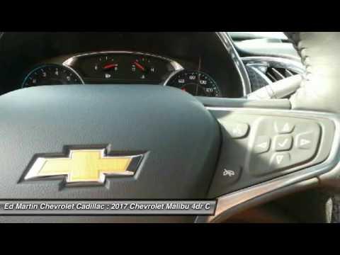 2017 Chevrolet Malibu 430835 - YouTube
