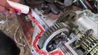 Locking a Transaxle with Fearlessfront