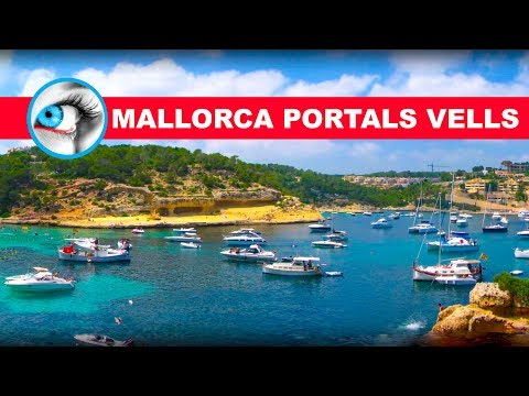 MALLORCA Portals Vells Beach 2017 Must See & Do Travel Guide