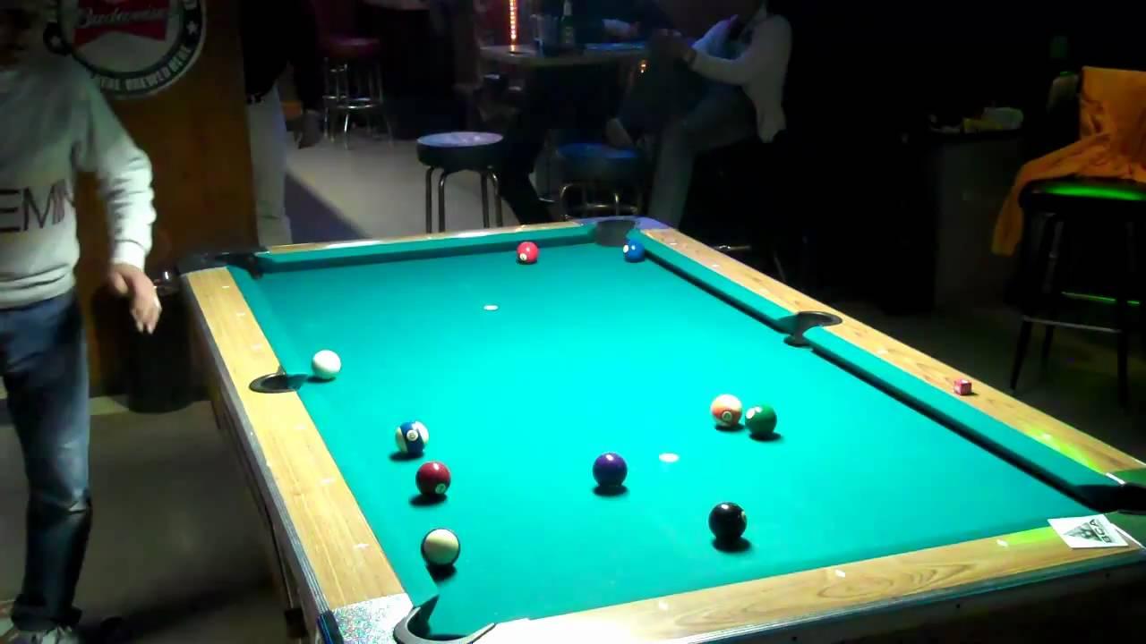 Sarasota BCA 2010 Holiday Pool Tournament Championship Game at the 8-Ball  Lounge