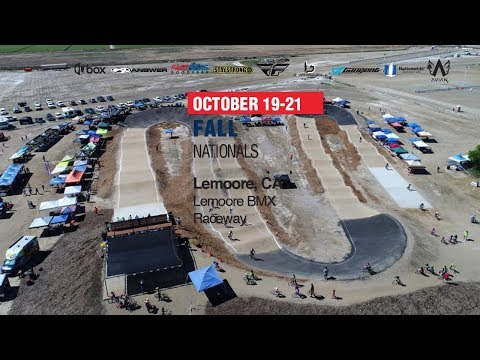 2018 USA BMX Fall Nationals Day Two Mains