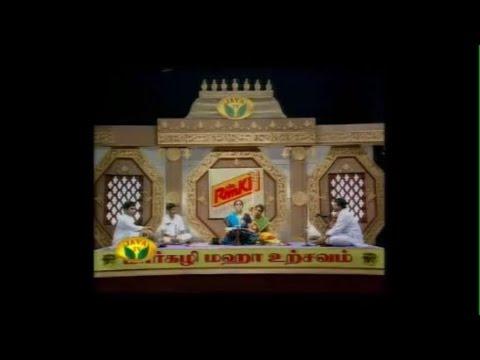 Smt  Vishaka Hari - Tyagaraja Charitram [Indian Classical Music Discourse]