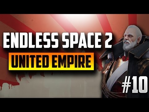 Endless Space 2 - Supremacy | Let's Play Endless Space 2 United Empire Civilization Gameplay