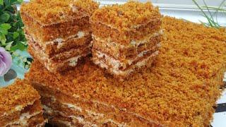 Да это тот рецепт который ищите уже давно Медовый торт