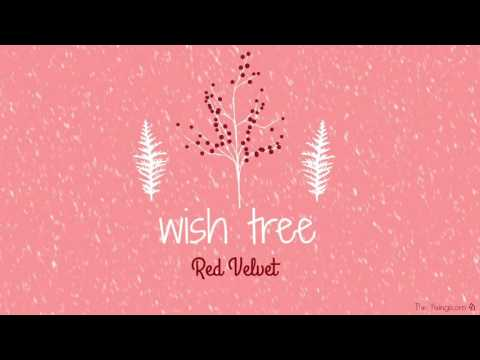 Red Velvet - Wish Tree Cover