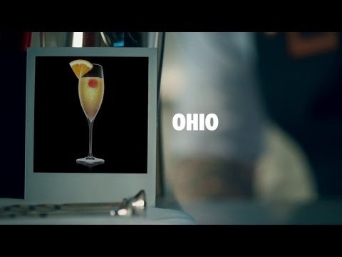 OHIO DRINK RECIPE - HOW TO MIX