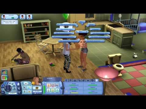 Lets Play Sims 3 Generations Part 3 Familienzuwachs!