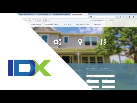 IDX Broker with WordPress sites