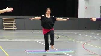 Pilates mit Ayshana