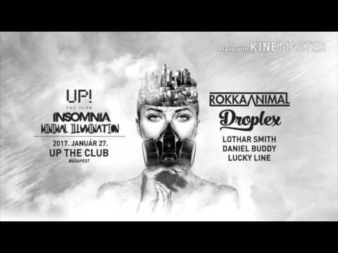 Droplex Live @ CASTELLO Komárno (Slovakia) 2017
