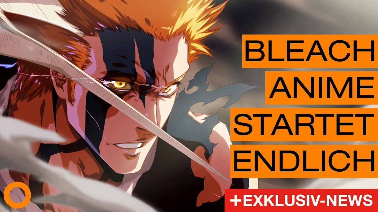 Bleach Anime News