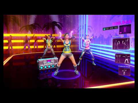 Dance Central 3 Hard 5 Stars Daddy Yankee ft. Fergie - Impacto (Remix)