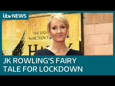 JK Rowling Releases First Non-Harry Potter Children's Book For Kids On Lockdown | ITV News