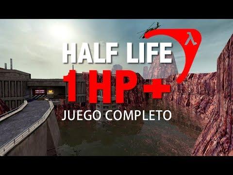 Half Life Con 1 HP de Vida