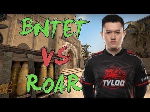 CSGO: POV TyLoo BnTeT vs ROAR (34/14) mirage @ XINHUA Electronic Sports Conference